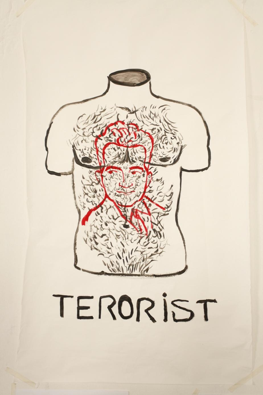 teroristii tatuati